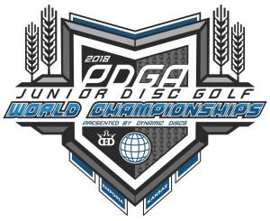 2018 PDGA Junior Disc Golf World Championships graphic
