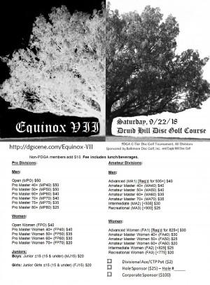 Equinox VII graphic