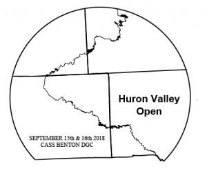 Huron Valley Open - Day 2 (MP40,MP55,MA1,MA3,MA50,FA1,FA3) graphic