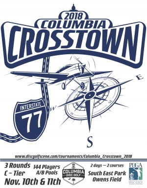 Columbia Crosstown graphic