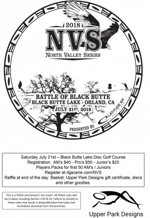 NVS: Battle of Black Butte presented by Latitude 64 graphic