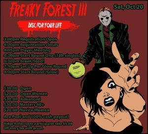 Freaky Forest III graphic