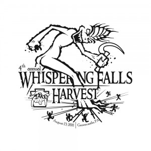 4th Annual Whispering Falls Harvest graphic