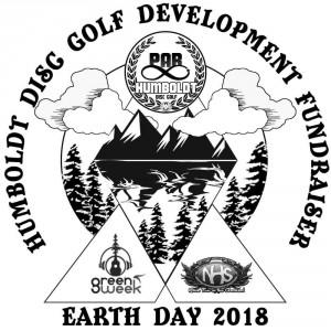 Humboldt Green Week Disc Golf Development Fundraiser Tournament graphic