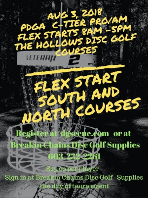 FLEX START graphic