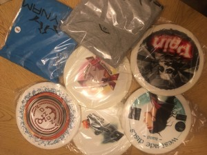 Reservoir Valley Shootout presented by Dynamic Discs graphic