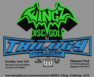 WINGZ Trilogy Challenge graphic