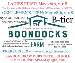 2nd Annual Gentlemen's Tern @ Boondocks Farm graphic