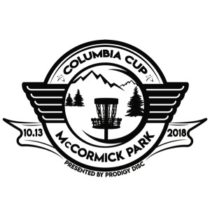 2018 Columbia Cup presented by Prodigy Disc graphic