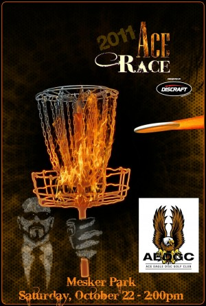 Ace Eagle Disc Golf Club Ace Race graphic