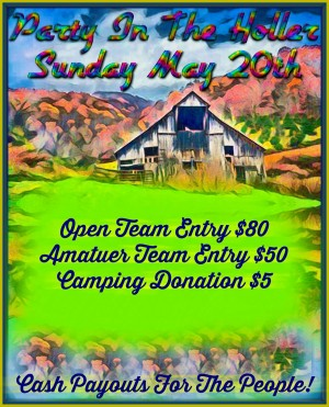 Party  in the Holler graphic