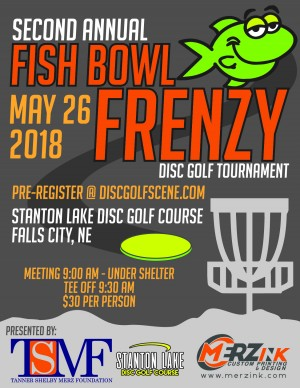 Second Annual Fish Bowl Frenzy graphic