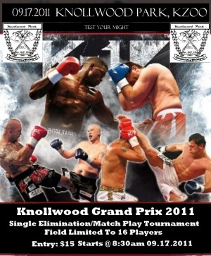 2011 Knollwood Grand Prix graphic