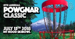 2018 Powgnar Classic at Mt. Hood Skibowl graphic