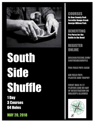 South Side Shuffle graphic