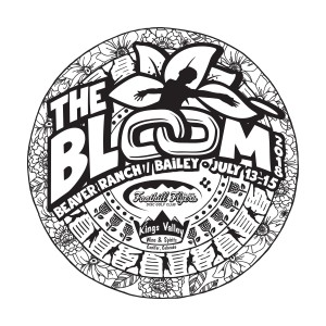 The Bloom Presented By Kings Valley Wine & Spirits graphic