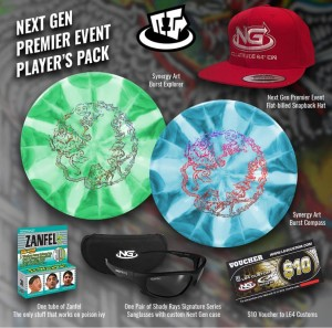 2018 NGT Premier Event - Northwest graphic