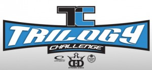 2019 Trilogy Challenge presented by Hilltop Disc Golf graphic