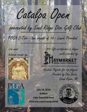 The Catalpa Open graphic