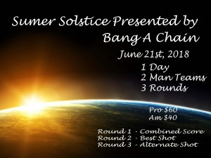 Summer Solstice Presented by Bang A Chain graphic
