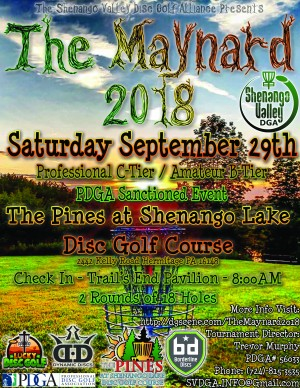 The Maynard 2018 graphic