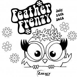 Feather Frenzy Presented by Legacy Discs hosted by Birdie Babes WDGC graphic