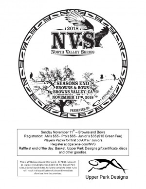 North Valley Series: Seasons End presented by Latitude 64 graphic
