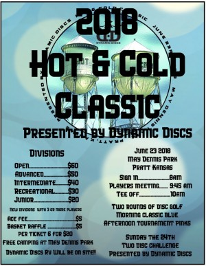2018 Hot & Cold Classic graphic