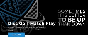 Dynamic Disc Golf Match Play Tournaments graphic