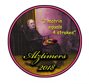Alztimers THE DEAN BARKER INVITATIONAL graphic