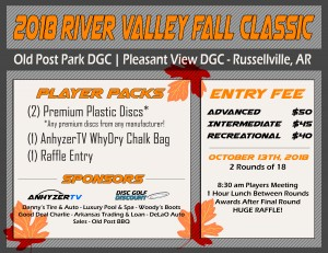 2018 River Valley Fall Classic - Presented by AnhyzerTV graphic