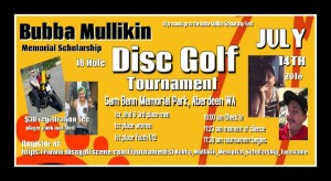 Bubba Mullikin Memorial Scholarship Tournament graphic