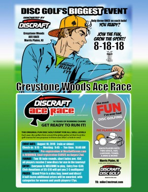 Greystone Woods Ace Race graphic
