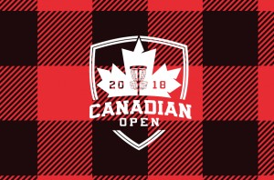 2018 Canadian Open presented by Prodigy Disc Canada graphic