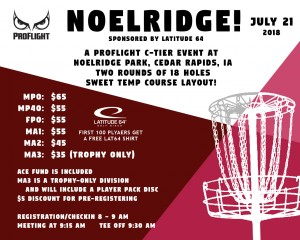 NOELRIDGE!  Sponsored by Latitude 64 graphic