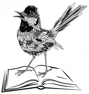 Birdies for Books graphic