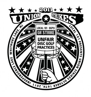 Union Strikes 2011 graphic