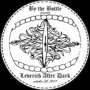 By the Bottle Presents Leverich After Dark graphic