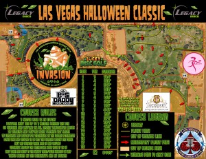 Halloween Classic Presented by Legacy Discs graphic
