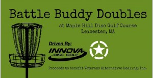 Battle Buddy Doubles Tournament, Driven by INNOVA graphic