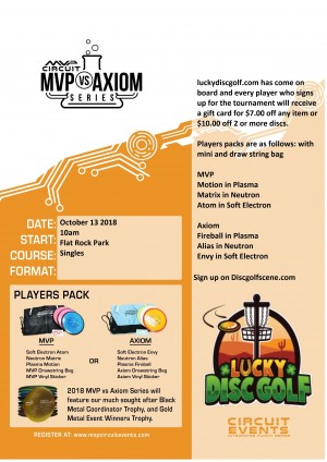 MVP vs Axiom Battle at the Rock graphic