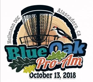 Blue Oak Pro/Am graphic