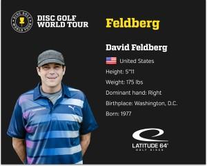 #CFOweek Dave Feldberg Clinic & RANDOM DRAW DOUBLES #Lat64 #CahillsDG graphic