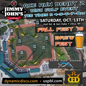Ace Run Derby 2 @ Jimmy John's Field graphic