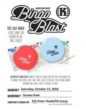 Kastaplast Bingo Blast - Tucson, AZ graphic