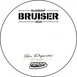 Rice Properties Group's Bluemont Bruiser Driven By Innova (Pro & MA1) graphic