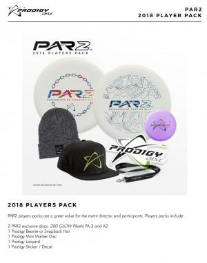 FLEX START PAR2 SPONSORED BY PRODIGY DISCS graphic