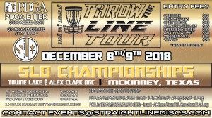 SLD Championships - Throw the Line Tour Finale graphic