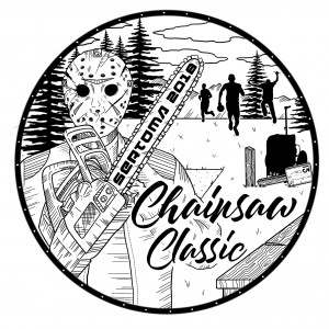 Chainsaw Classic Driven by Innova graphic