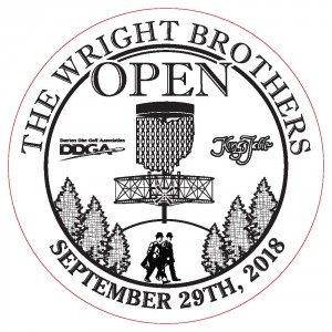 The Wright Brothers Open graphic